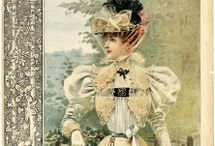 Vintage French images