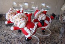 Navidad porcelana fria