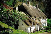 Casas de campo inglesas