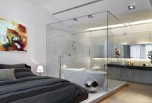 Mr and Mrs bedroom