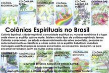 Colônias espirituais no Brasil