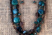 Rustic Jewelry / DIY jewelry