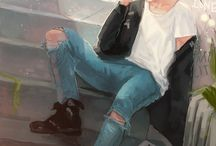 BTS | Jimin | 박 지민 / Ангелочек, булочка