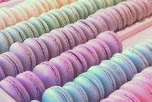 macarons, makronky, láskominky..
