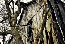 Fermes et Maisons Simples Abandonnées