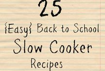 Food: Easy College Cooking / by Shelby Markus
