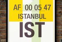 flight tag poster