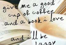 #tea#books# coffee# / by $hw€ţ@ P@ťêl