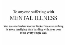 Mental Health Matters / I share my blog on this board along with other random items relating to mental health.