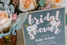 {Orange Trunk} BRIDAL SHOWER / Bridal showers styled, designed & produced by Orange Trunk Vintage Rentals
