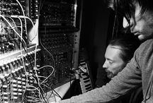 Artist & Band & Studio / Modular synths in action