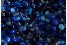 Glas Perlen