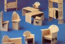 Carboard furniture