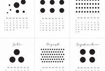 Design : Calendars
