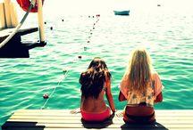 Not Just BestFriends, More Like Sisters! / by Marla Maya