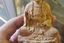 Tượng phật / Các mẫu tượng Phật đẹp bằng gỗ