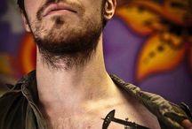 Tattoos  / by Jennifer Phillips