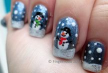 Cute nails / These are all the pretty nails I like! / by Sara Fox