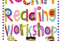 Readers Workshop / by Ann Crowder