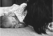Lifestyle Newborn Film Photography