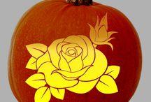 Artistic Pumpkin Carving Stencils