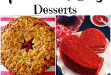 Valentine's Day Recipes / Cook up something delicious with these V-Day recipe ideas. After all, the best way to someone's heart is through their stomach!