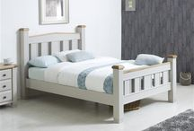 Birlea - Woodstock Bedroom Collection / A sturdy oak finish gives this range a real feeling of quality, the Woodstock Bedroom Collection boasts true craftsmanship and provides timeless style.