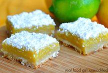 Lemony Lust / Lemony foods