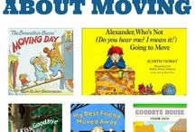 Great Books for Kids About Moving