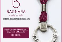 Portachiavi Personalizzabili Matrisoka • Customizable Matrioska Key Rings