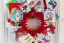 Christmas Crafts / Ideas on craft activities to decorate your home and/or keep children entertained and involved over the festive period.