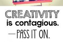 Creativity / by Dee Camp