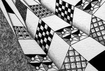 Zentangle/Zendoodle & Tangles / by Kai-Zen Doodles