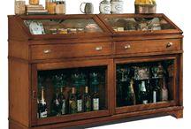 Italienische Küchenmöbel / Einrichtungen für Ihre italienische Küche - Schränke, Sideboards u.v.m.