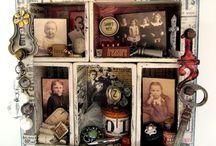 LETTERBAK - SHADOWBOX / by Anneke Stoker
