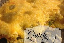 My Family Recipes / I'm on a mission to make all our family favorites and blog about them.  Follow My Family Recipes board to get all the recipes for homemade soups, stews, and more. / by Ann @ Duct Tape and Denim