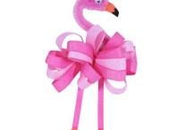 Big Pink Birds / Flamingos, flamingos, flamingos.
