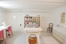 Sewing Spaces / by Liz Holder