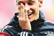 Julian Draxler / Julian Draxler for the Germany National Soccer Team!