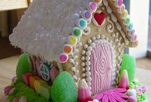Gingerbread Comp / by Kassi Saeger