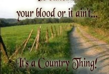 Country must be country wide!  / by Rachel McClay