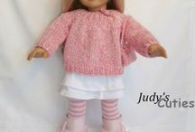 Doll and baby doll clothes