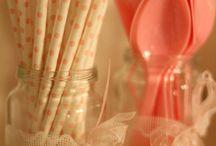 Vaaleanpunaista / Kaikkea ihanaa, söpöä ja pientä vaaleanpunaista.