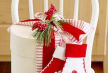 Casitas Navidad / Decoración