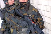 Belgian army