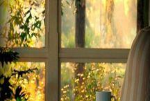 Ablakok, ablakdíszek