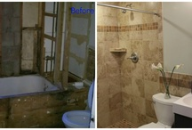 Our Bathroom Remodels