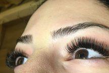 Eyelash extension tricks