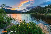 Colorado Lakes / Here you'll find rad photography and information on Colorado's gorgeous lakes, rivers, waterfalls, swimming holes, and other water locations for you to explore.