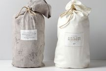 Nurture packaging / Packaging inspiration for Nurture bakery range.